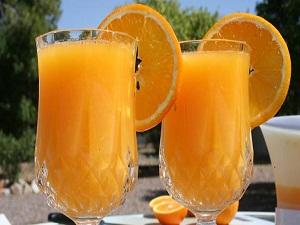 Diş beyazlartma sonrası portakal suyu içmeyin