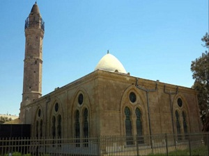 İsrail'de camiyi kundaklama girişimi