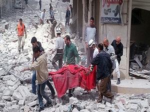 Varil bombalı saldırılarda 949 kişi öldü