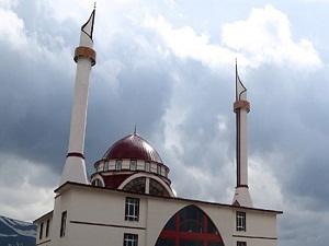 Böyle minare gördünüz mü?