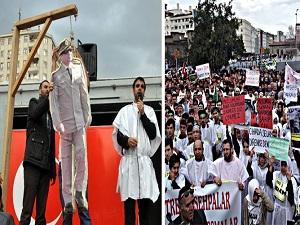 Türkiye idamlara sessiz kalmıyor