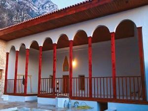 Arnavutluk'ta Murad Bey Camii yeniden açıldı