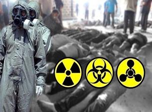 Şam'da zehirli gaz kullanıldı iddası
