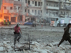 Esed güçlerinin operasyonlarında 74 kişi öldü