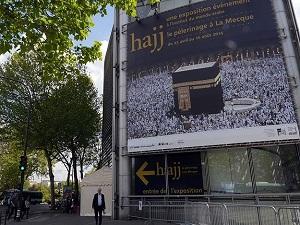 Paris'te hac sergisi