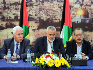 Filistin'de ayrılık dönemi bitti