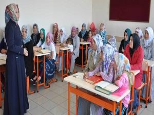 Fahri Kur'an kursu öğreticileri atama bekliyor!