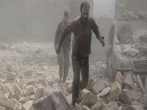 Esed yine katliam yaptı: 96 ölü!