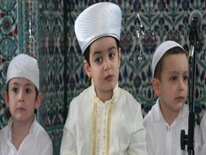 17 aylıkken hacı oldu 4.5 yaşında Kur'an'ı hatmetti
