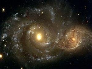 İki dev kara delik keşfedildi
