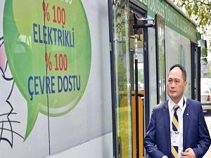 Elektrikli otobüs devi Türkiye'yi üs yapacak