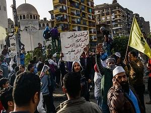 İdam cezalarına protesto