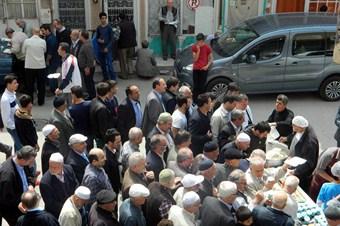 Dünyaca ünlü hafızlardan Kur'an ziyafeti