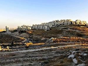 Yahudi yerleşim birimi sayısı 14 bine yaklaştı