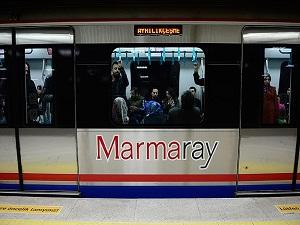 Marmaray yolcu sayısını ikiye katlıyor