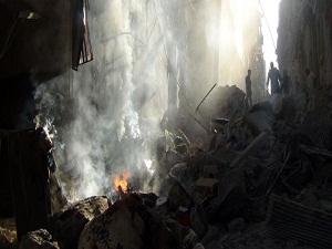 Esed güçlerinin operasyonunda 56 kişi öldü