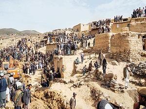 Çin'den Afganistan'a 1,6 milyon dolar yardım