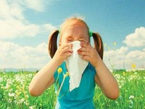Çocuklarda alerjik nezleye dikkat!