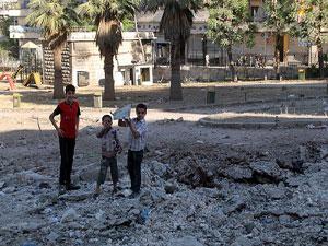 Esed Halep'i susuz bıraktı