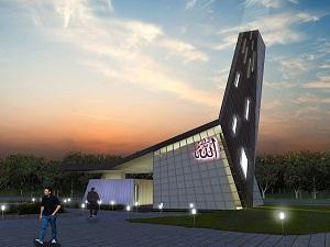Semazen Camii ibadete açılıyor