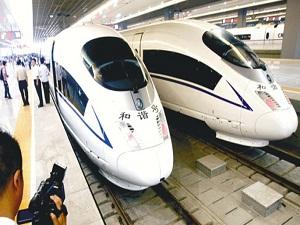 Çin'den Afrika'da hızlı trene yardım
