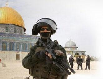 İsrail Mescid-i Aksa'da namazı bitirecek!