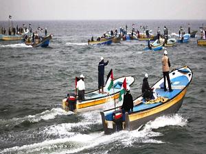 İsrail Gazzeli balıkçıların avlanma sınırını düşürdü