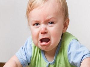 Bebeğiniz sürekli ağlıyorsa...