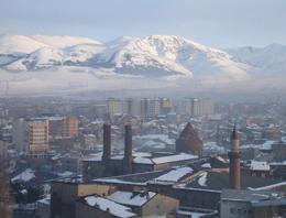 Erzurum'a soğuğa dayanıklılık test merkezi