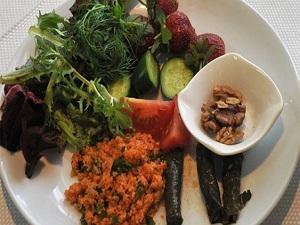 Sağlık Bakanlığı'ndan günler için 'sebze-meyve' önerisi