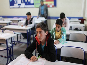 Mazeret sınavlarında sınıflar yine boş kaldı
