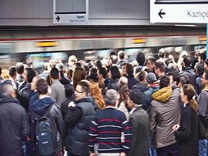 İstanbul metro ağının kalbi ağustosta açılıyor