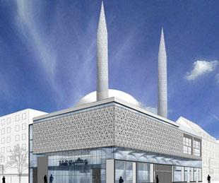 Münih Belediyesinden cami yapın teklifi