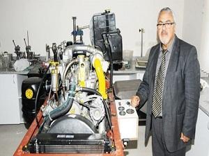 Türkiye'nin ilk % 100 dizel motoru üretildi