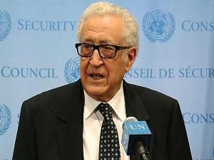 BM Suriye Özel Temsilcisi İbrahimi istifa etti