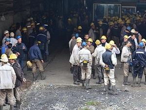 Madenciler kanser riski altında çalışıyor!