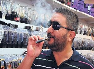 Elektronik sigara da kansere yol açıyor