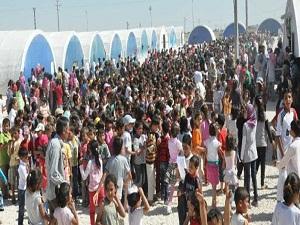 Suriyeli 5 bin 600 öğrencinin karne heyecanı