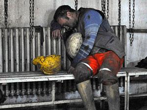 Maden işçisine yüzde 100 mesai
