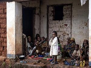 Yerli halk Fulaniler zor şartlarda hayat mücadelesi veriyor