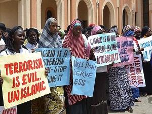 Nijerya'daki öğrenciler Sambisa Ormanı'nda tutuluyor