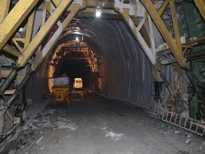 Ovit Tüneli Projesi hızla ilerliyor