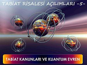 Tabiat Kanunları ve Kuantum Evren