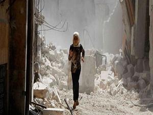 Suriye'de ölü sayısı 162 bini aştı
