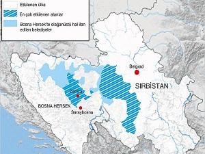 Bosna Hersek yaralarını sarmaya çalışıyor
