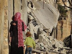 BM'den Halep'te insan hakları ihlali uyarısı