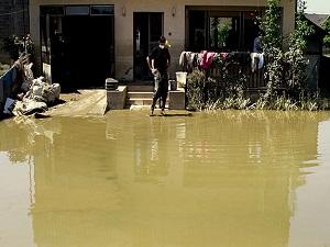 DSÖ'den Bosna'da hastalık uyarısı