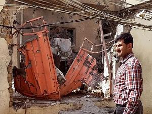 IŞİD Irak'ta 22 evi tahrip etti