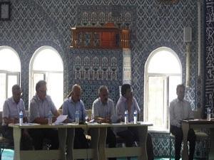 Hutbe Okuma Yarışması İl Finali Anamur'da Yapıldı