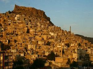 Mardin Kalesi restore ediliyor